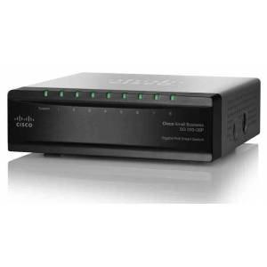 Коммутатор Cisco SB SG200-08P (SLM2008PT-EU)