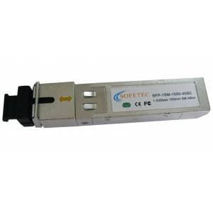 Модуль оптический Sofetec SFP-1SM-1310nm-40SC