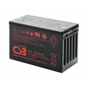 Аккумуляторная батарея CSB HRL12390WFR