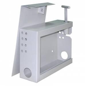 БК-165-1/1,0мм антивандальный шкаф настенный