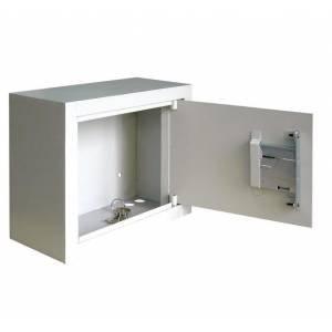 БК-330-з-2 антивандальный шкаф навесной
