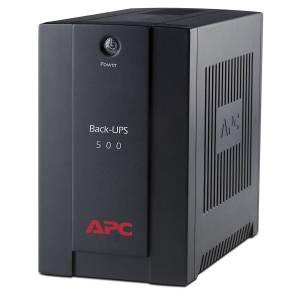 APC Back-UPS 500VA, IEC ИБП (BX500CI)