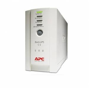 APC Back UPS CS 500VA (BK500-RS) ИБП