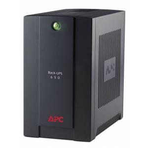 APC Back UPS RS 650VA, LCD (BX650CI-RS) ИБП