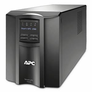 APC Smart-UPS 1500VA, LCD, 230В ИБП (SMT1500I)