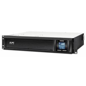 APC Smart-UPS C RM 1000VA LCD ИБП (SMC1000I-2U)