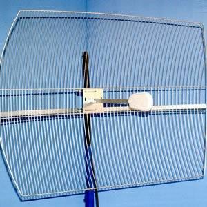 ASP 27 антенна сегментно-параболическая