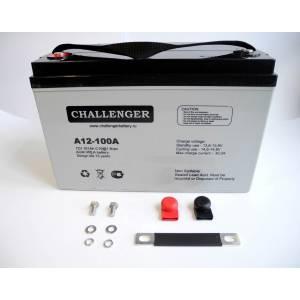 Challenger A12-100А аккумуляторная батарея