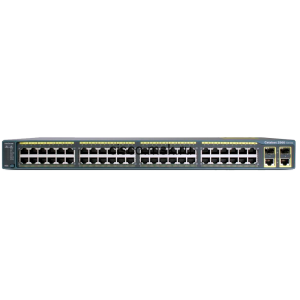 Коммутатор управляемый Cisco Catalyst 2960 (WS-C2960-48PST-S)
