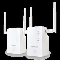 Edimax Gemini RE11 точка доступа/ретранслятор/комплект