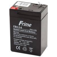Frime 6V 4.5AH (FB4.5-6) AGM