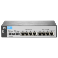 HP 1810-08 V2 Switch (J9800A)