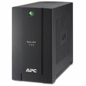APC Back-UPS 750VA, Schuko ИБП (BC750-RS)