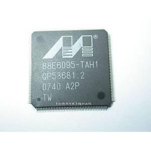 Integrated Circuit IC 88E6095-TAH1 QFP