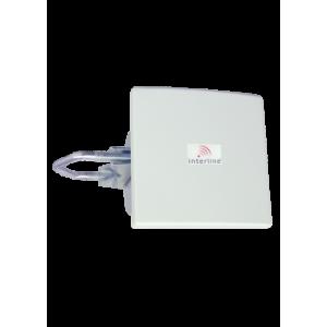 Interline INT-PAN-08/24-HV 8dBi Panel Antenna