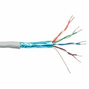 Кабель LPC Cat. 5e FTP КВПЭ(4*2*0,51)[СCA] 305м. экран. для внутрен. прокладки