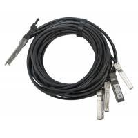 Кабель-разделитель Mikrotik Q+BC0003-S+ 40Гбит/с 3 м QSFP+, SFP+
