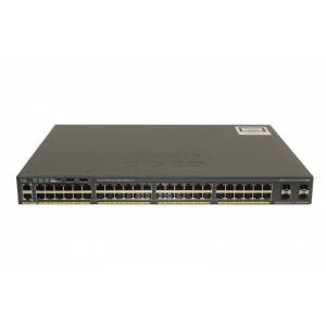 Коммутатор Cisco Catalyst 2960-X (WS-C2960X-48LPS-L)