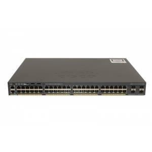 Коммутатор Cisco Catalyst 2960-X (WS-C2960X-48LPS-L)