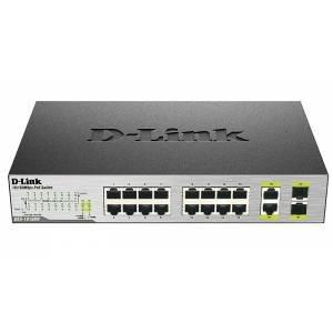 Коммутатор D-Link DES-1018MP