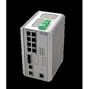 Eltex MES3508P промышленный коммутатор