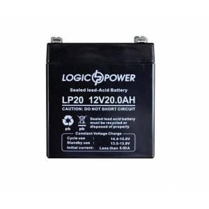 LogicPower 12V 20AН аккумулятор