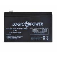 LogicPower 12V 7.0AН аккумулятор