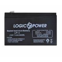 LogicPower 12V 7.2AH аккумулятор