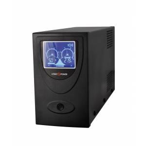 Logicpower L850VA AVR, LCD ИБП линейно-интерактивный