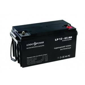 LogicPower LP 12 - 65 AH аккумулятор