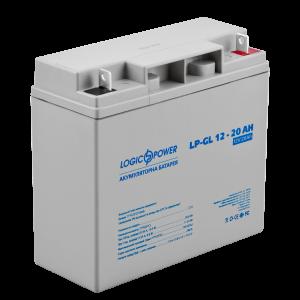 LogicPower LP-GL 12V 20AH аккумулятор гелевый
