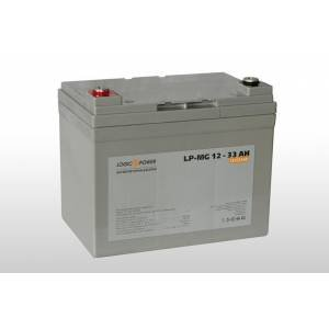 LogicPower LP-MG 12V 33AH аккумулятор мультигелевый