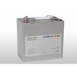 LogicPower LP-MG 12V 55AH аккумулятор мультигелевый