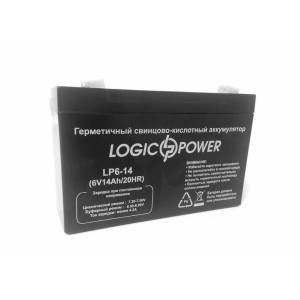 LogicPower LP6-14 AH аккумулятор