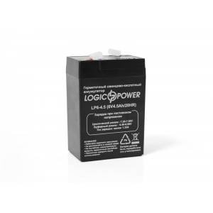 LogicPower LP6-4.5 AH аккумулятор