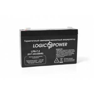LogicPower LP6-7.2 AH аккумулятор
