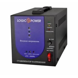 LogicPower LPH-2000RL (1400Вт) стабилизатор напряжения однофазный релейный