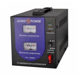 LogicPower LPH-2500RV (1750Вт) стабилизатор напряжения однофазный релейный