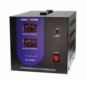 LogicPower LPH-3000RV (2100Вт) стабилизатор напряжения однофазный релейный