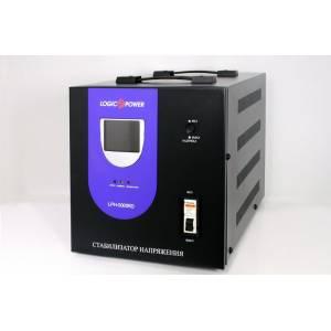 LogicPower LPH-5000RD (3500Вт) стабилизатор напряжения однофазный релейный