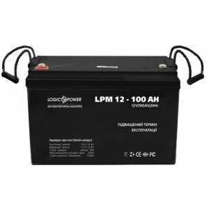 LogicPower LPM 12 - 100 AH аккумулятор