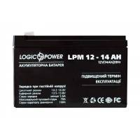 LogicPower LPM 12 - 14 AH аккумулятор