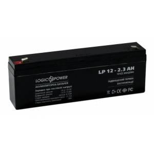 LogicPower LPM 12 - 2.3 AH аккумулятор