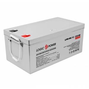 LogicPower LPM-MG 12 - 250 AH аккумулятор мультигелевый