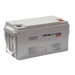LogicPower LPM-MG 12 - 65 AH аккумулятор мультигелевый