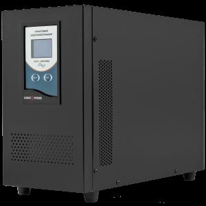 Logicpower LPM-PSW-1500VA (1050Вт) с правильной синусоидой 24В LP3180