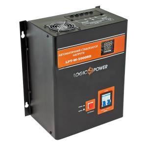 LogicPower LPT-W-5000RD BLACK (3500W) стабилизатор напряжения