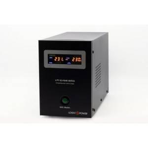 Logicpower LPY- B - PSW-800VA+  (560Вт) 5A/15A с правильной синусоидой 12в