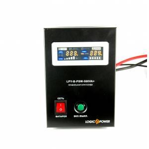 Logicpower LPY-B-PSW-500VA+ (350Вт) с правильной синусоидой