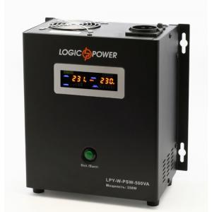 Logicpower LPY-W-PSW-500VA+ (350Вт) с правильной синусоидой